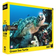 Green Sea Turtle Puzzle –National Geographic