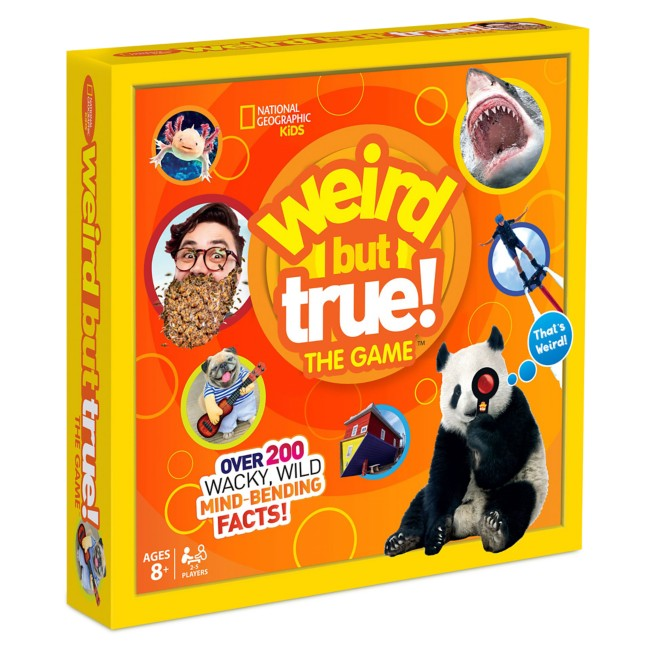 Weird But True the Game – National Geographic