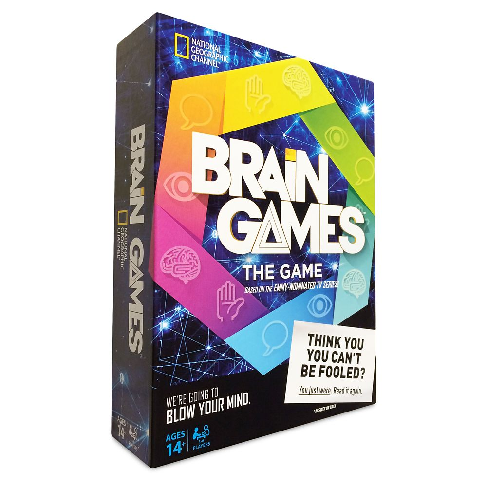 Brain Games the Game – National Geographic