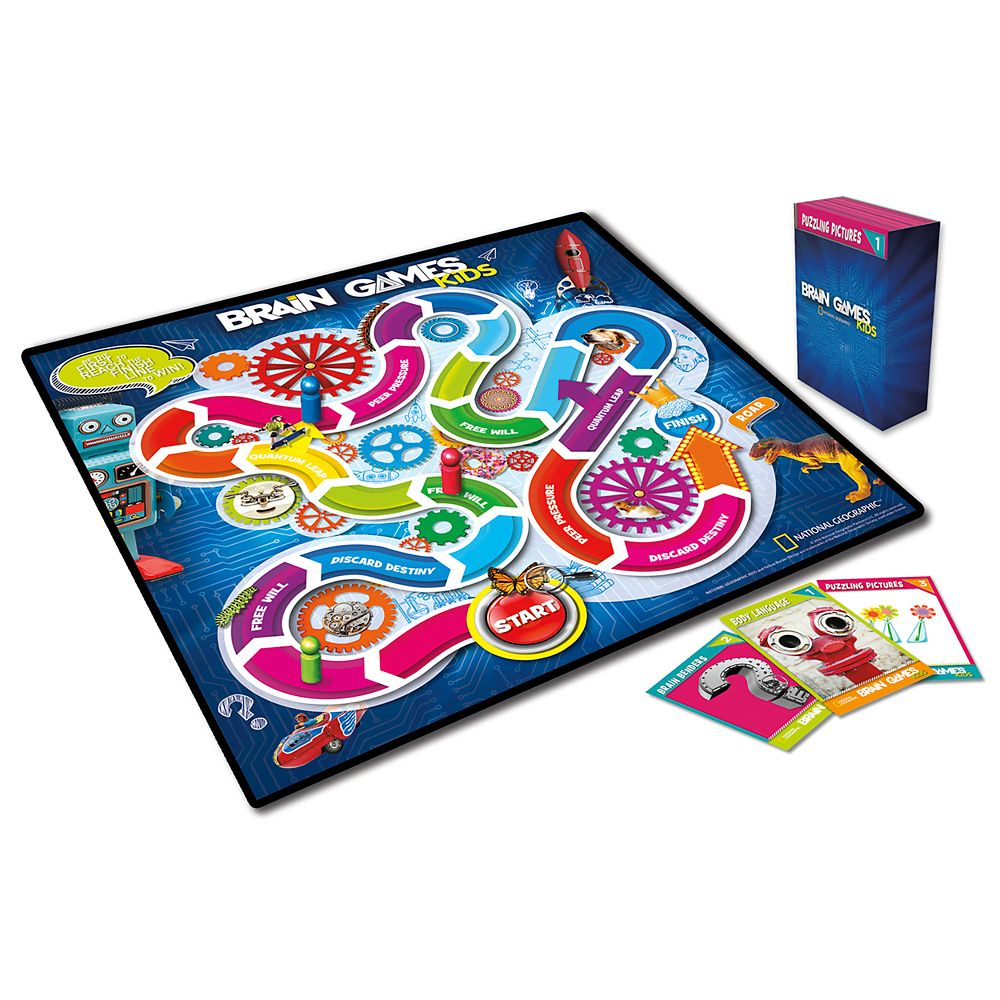Brain Games Kids – National Geographic