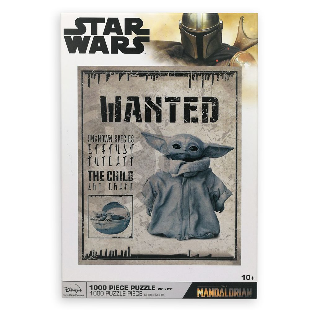 The Child Puzzle  Star Wars: The Mandalorian Official shopDisney