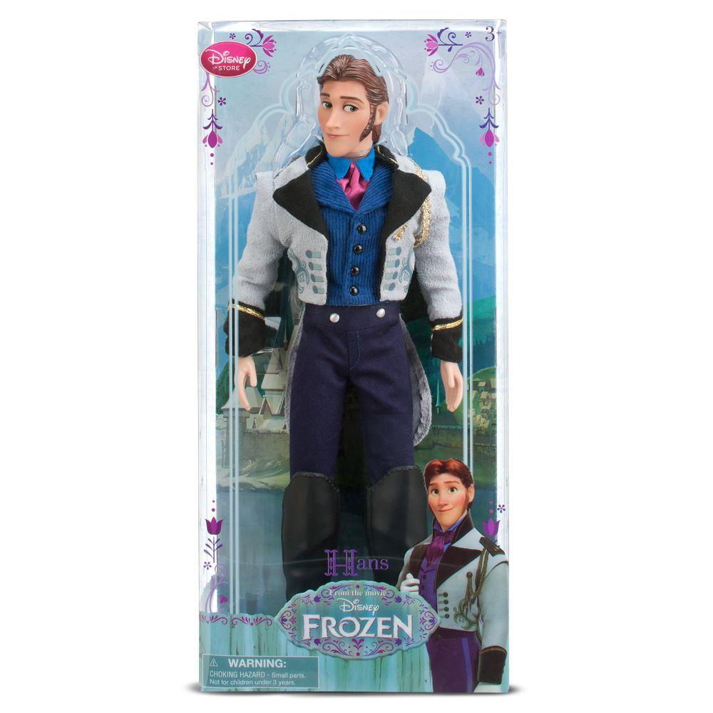 Hans Classic Doll – Frozen – 12''