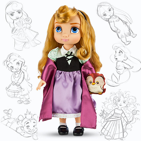 Disney Animators' Collection Aurora Doll - 16'' | Disney Store
