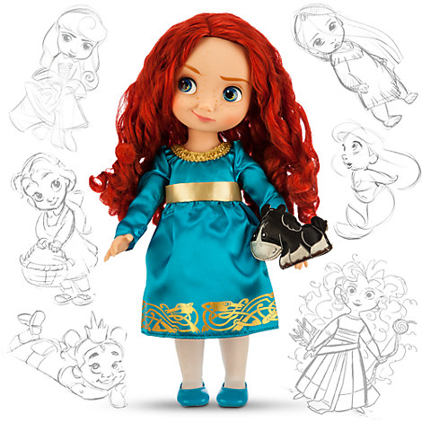 Disney Animators' Collection Merida Doll - 16'' | Disney Store