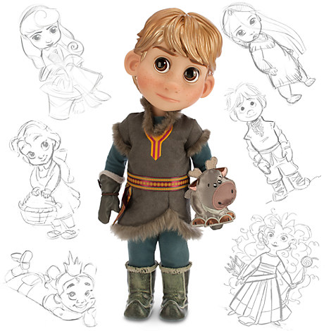 Disney Animators' Collection Kristoff Doll - Frozen - 16''