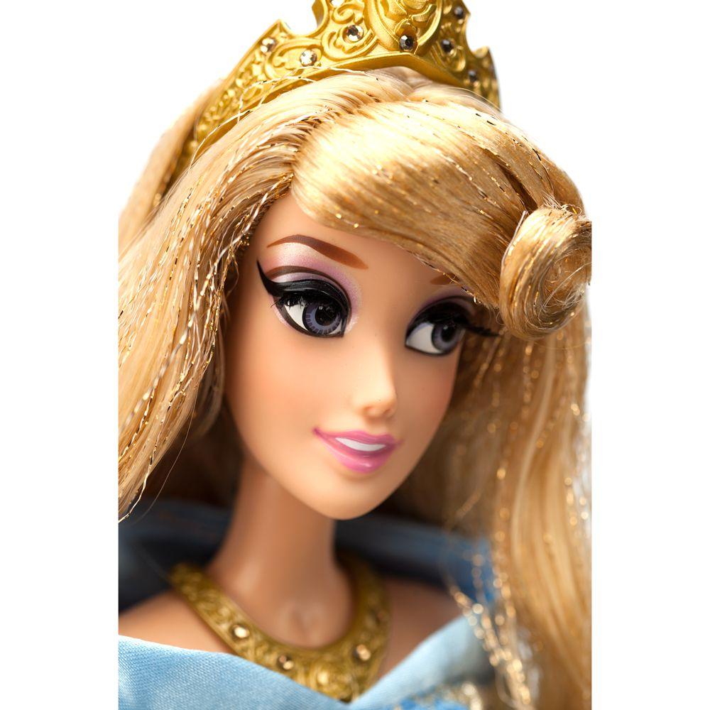 Limited Edition Aurora Doll – Sleeping Beauty – Blue – 17''