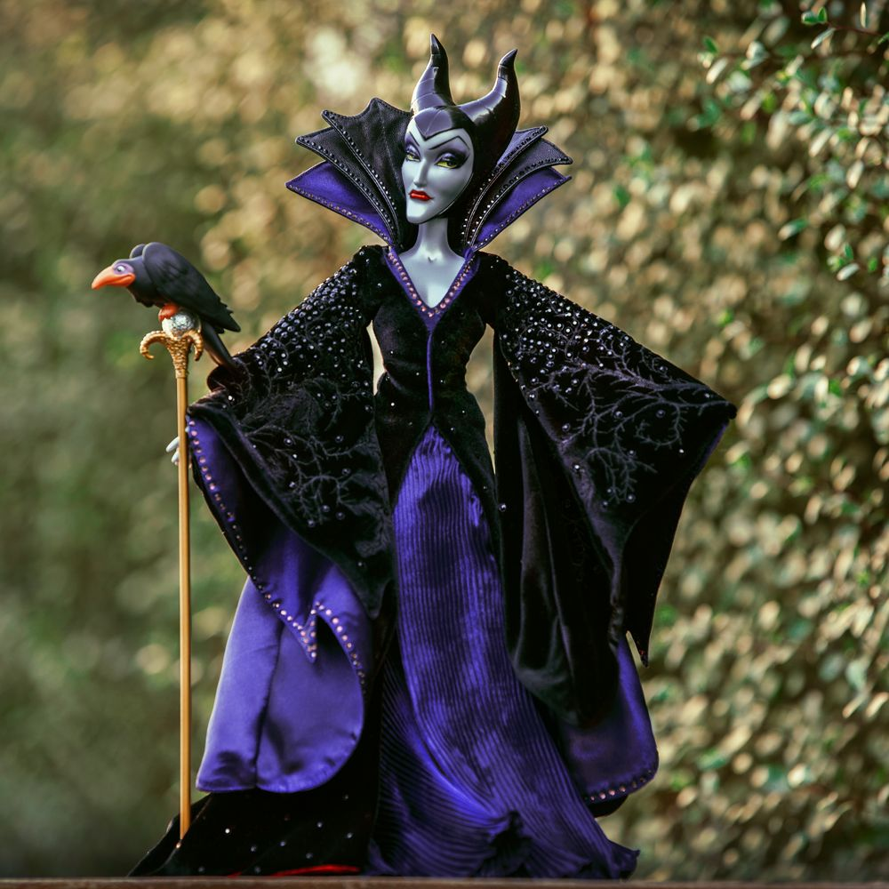 Limited Edition Maleficent Doll Sleeping Beauty 17