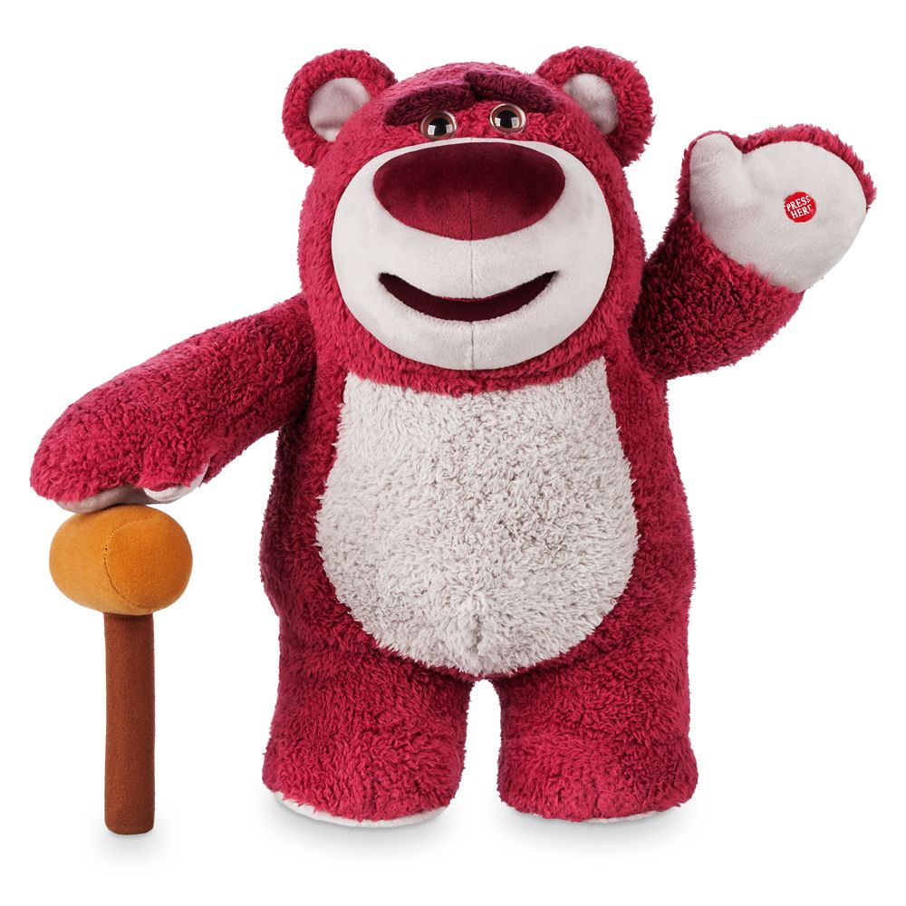 Lotso Talking Action Figure – Toy Story 3 – 15''