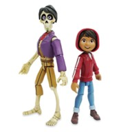Miguel & Hector Action Figure Set – Coco – Pixar Toybox