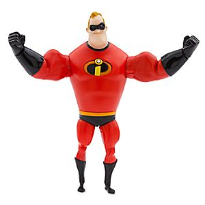 Mr. Incredible Light-Up Talking Action Figure - Incredibles 2 6101036512526P
