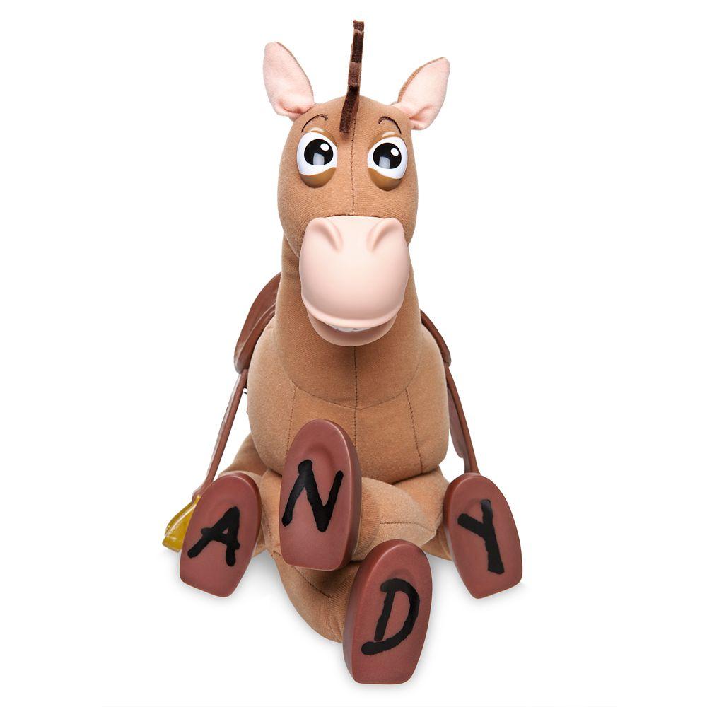 Bullseye Plush Figure with Sound – Toy Story