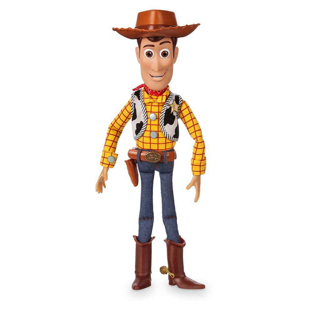 Woody Interactive Talking Action Figure – Toy Story – 15''