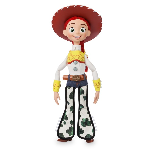 Jessie Interactive Talking Action Figure – Toy Story – 15''
