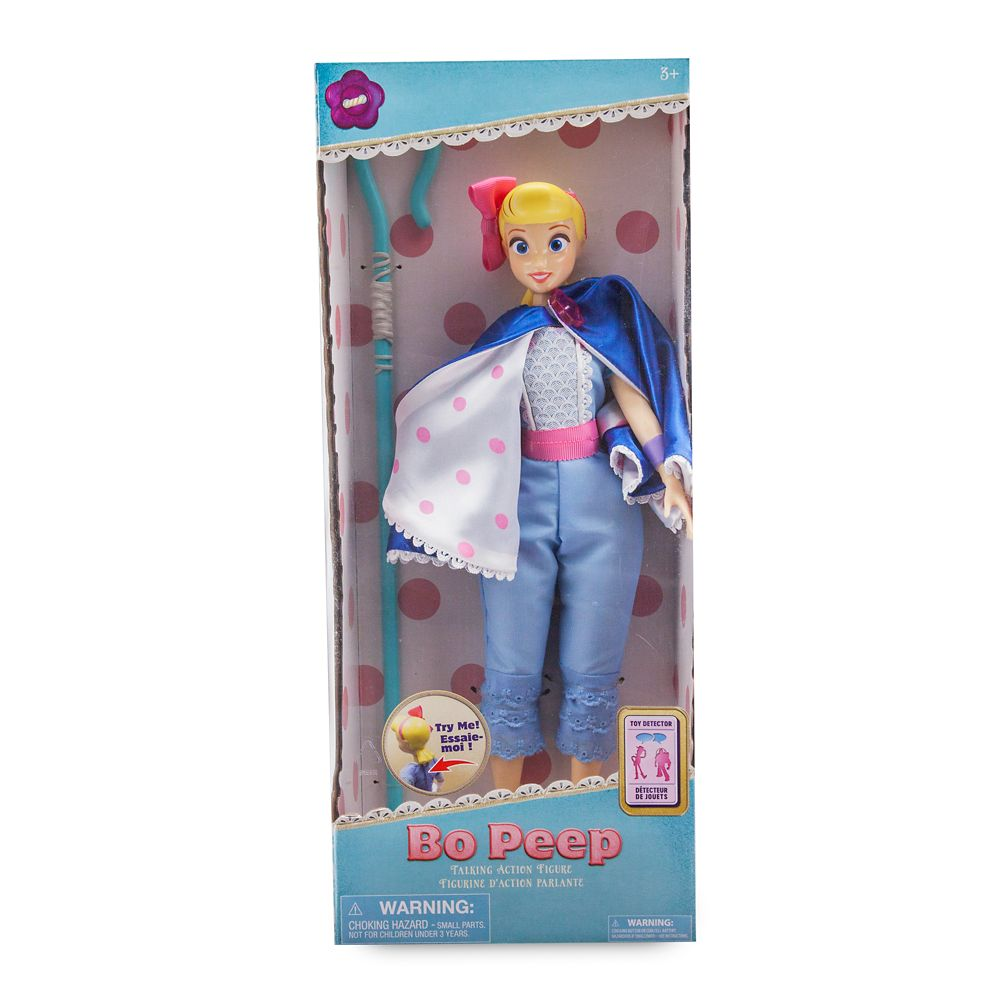 Bo Peep Interactive Talking Action Figure – Toy Story 4 – 14''