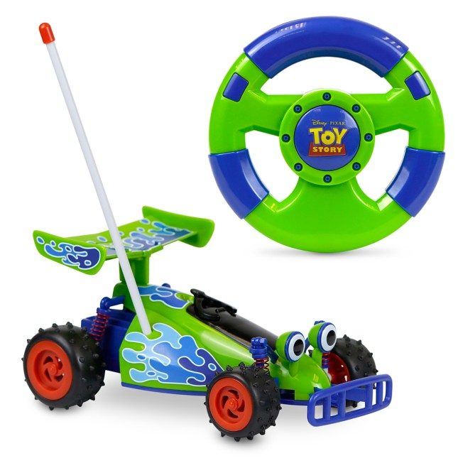 Pixar Toybox RC Car – Toy Story