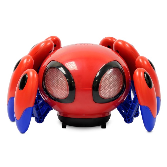 TRACE-E Pullback Spider-Bot – Marvel's Spidey and His Amazing Friends