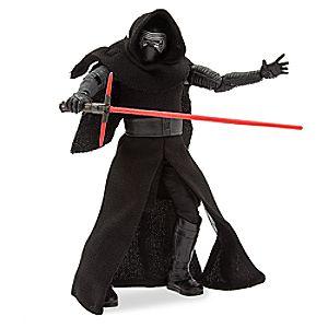 Star Wars Elite Series Kylo Ren Premium Action Figure - 11'' 6101040900519P