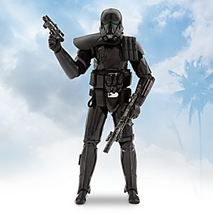 Star Wars Elite Series Imperial Death Trooper Premium Action Figure - 10'' 6101040902000P
