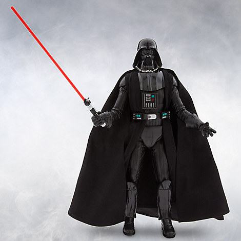 Star Wars Elite Series Darth Vader Premium Action Figure - 10''