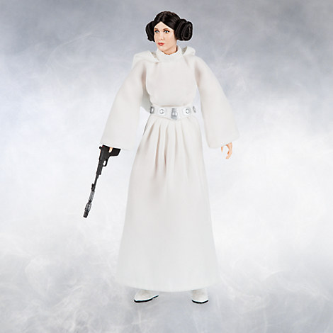 Star Wars Elite Series Princess Leia Premium Action Figure - 10''