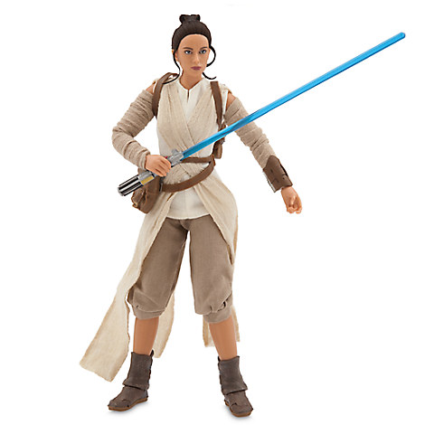 Star Wars Elite Series Rey Premium Action Figure - 10'' - Star Wars: The Force Awakens