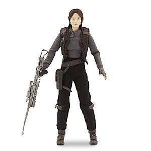 "Star Wars Elite Series Jyn Erso Premium Action Figure – 10"""