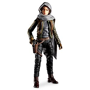 Sergeant Jyn Erso Black Series Action Figure - 6 - Rogue One: A Star Wars Story - Pre-Order