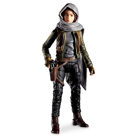 Sergeant Jyn Erso Black Series Action Figure - 6'' - Rogue One: A Star Wars Story