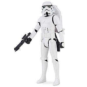 Stormtrooper Interactech Action Figure - Rogue One: A Star Wars Story 3061045462145P
