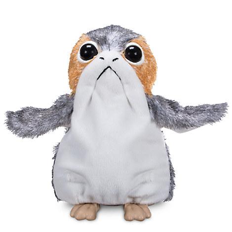 Porg Talking Plush Figure by Hasbro - Star Wars: The Last Jedi