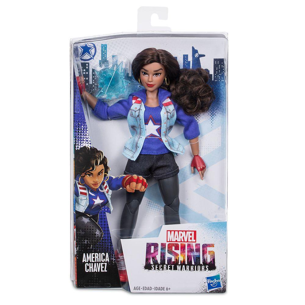 America Chavez Doll – Marvel Rising