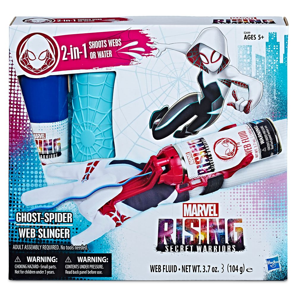 Ghost-Spider Web Slinger Accessory Set – Marvel Rising