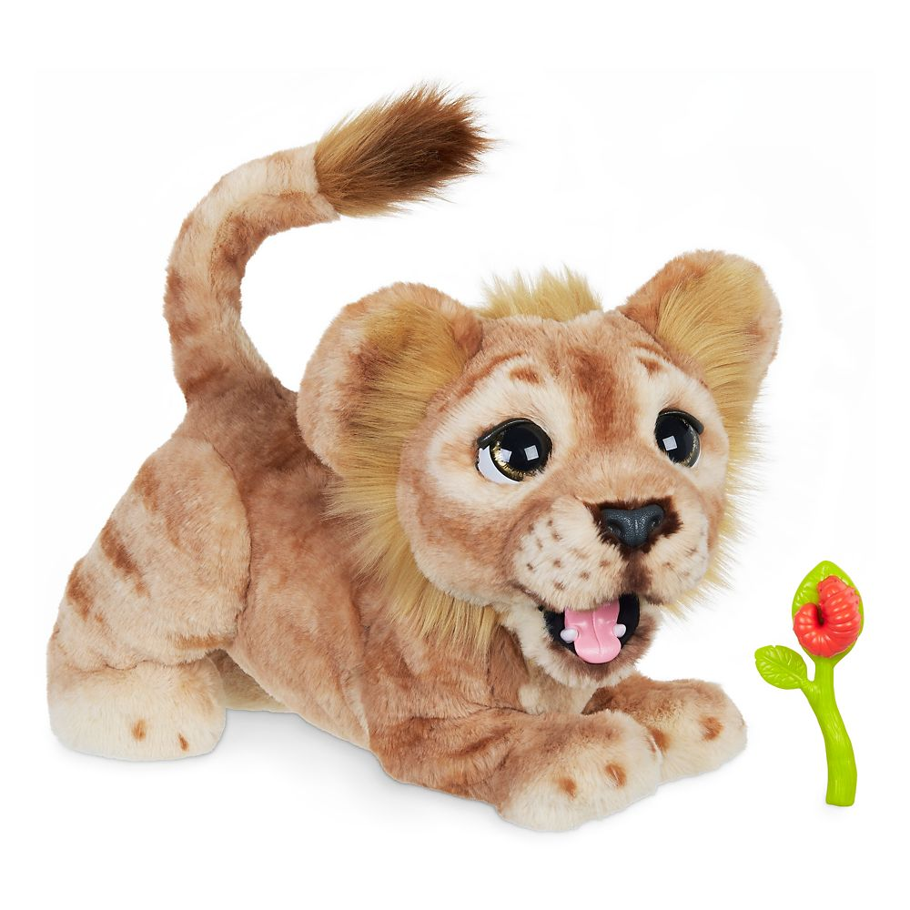 Simba Mighty Roar Interactive Plush Toy by Hasbro – The Lion King 2019 Film