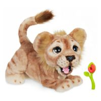 Disney Store deals on Simba Mighty Roar Interactive Plush Toy by Hasbro