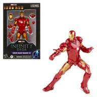 Iron Man Mark III Action Figure by Hasbro – Legends Series – The Infinity Saga