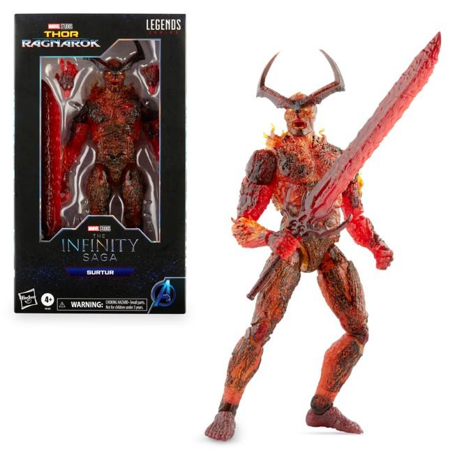 Surtur Action Figure by Hasbro – Legends Series – The Infinity Saga