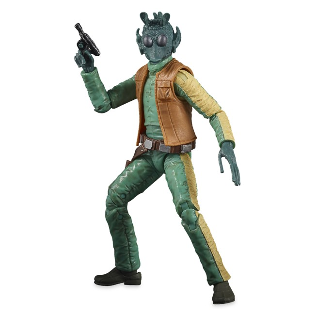 Greedo Action Figure by Hasbro – Star Wars: The Black Series – 6''