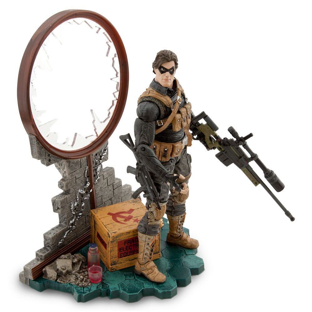 Winter Soldier Action Figure – Marvel Select – 7 1/2''