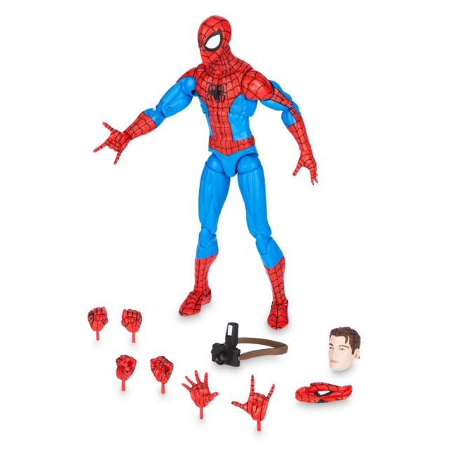 Spider-Man Action Figure – Marvel Select – 7''