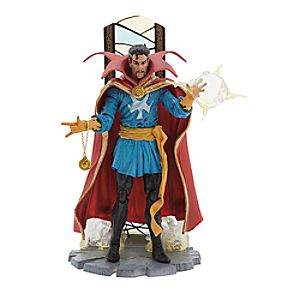 Dr. Strange Action Figure - Marvel Select - 7 1/2'' 6101047450516P