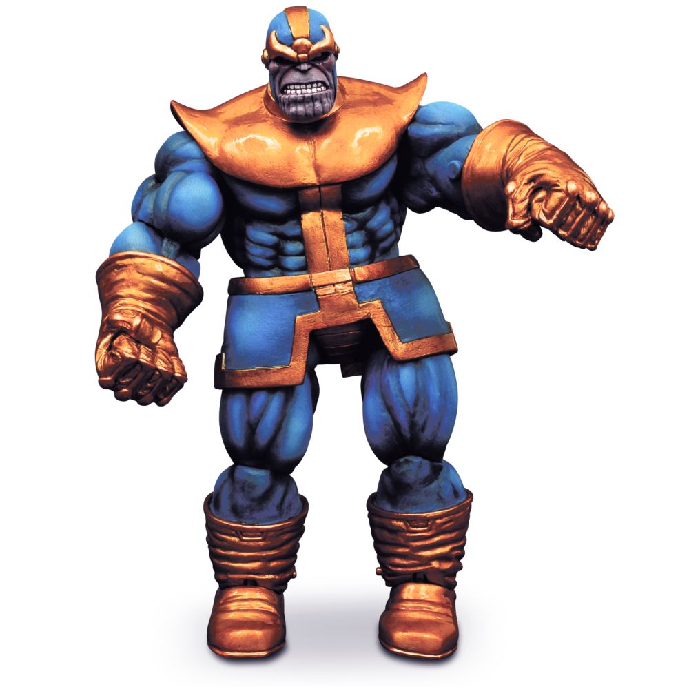 Thanos Action Figure – Marvel Select – 10''