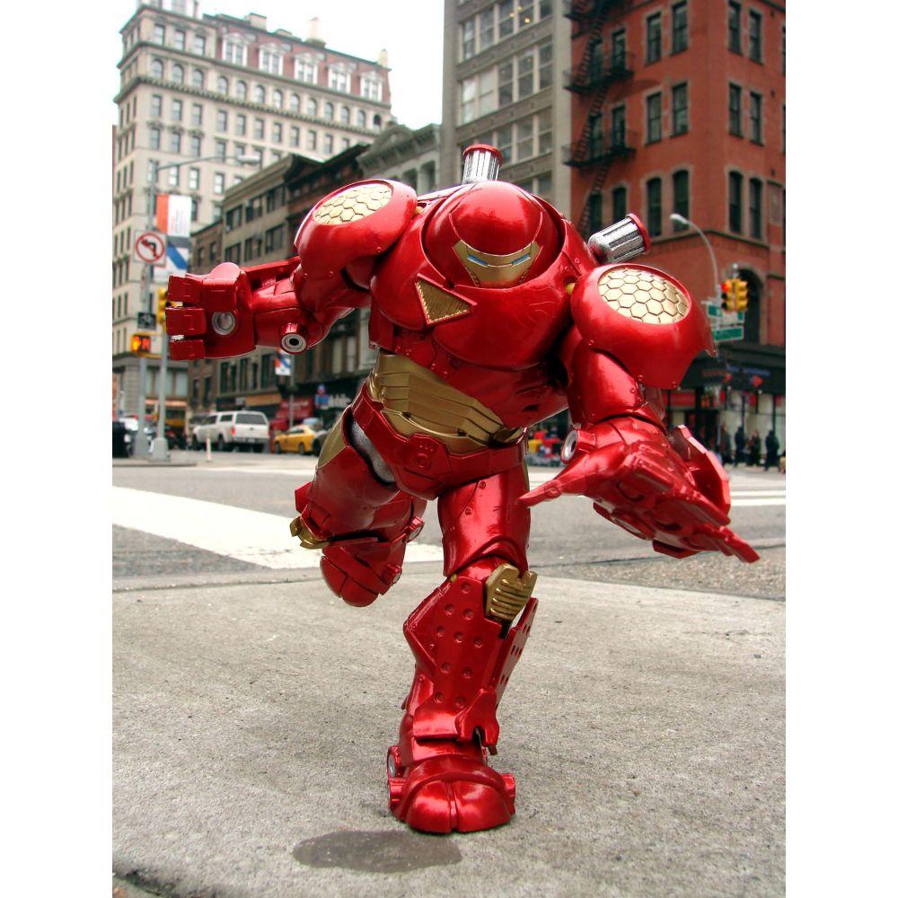 Iron Man Hulkbuster Action Figure – Marvel Select – 8''