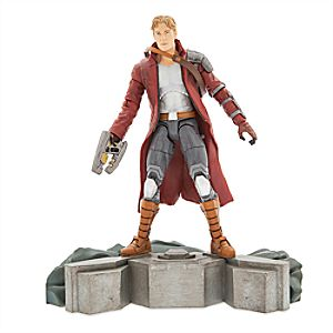 Star-Lord Action Figure - Guardians of the Galaxy - Marvel Select - 7'' 6101047451986P