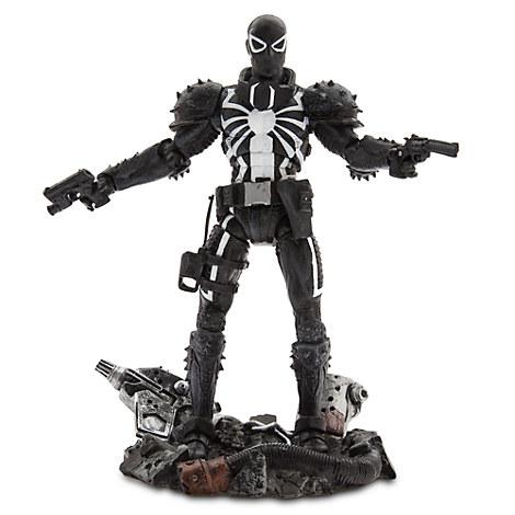 Venom Flash Thompson Action Figure - Marvel Select - 7''