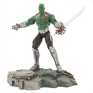 Drax Action Figure - Guardians of the Galaxy - Marvel Select - 7'' 6101047452015P