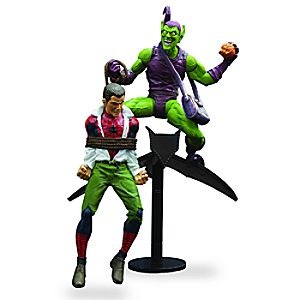 Green Goblin Action Figure - Marvel Select - 7'' 6101047452022P