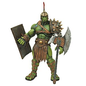 Planet Hulk Action Figure - Thor: Ragnarok - Marvel Select - 10'' 6101047452354P