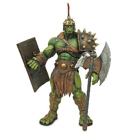 Planet Hulk Action Figure - Thor: Ragnarok - Marvel Select - 10''