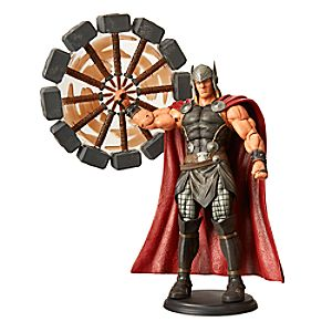 Thor Action Figure - Marvel Select - 7 1/2'' 6101047452384P