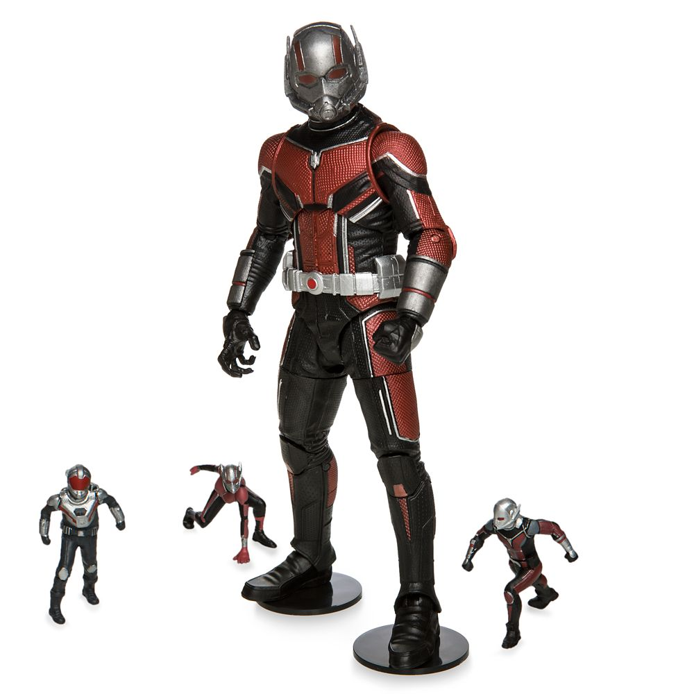 Ant-Man Collector Edition Action Figure  Marvel Select Official shopDisney